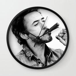 robert downey jr. Wall Clock
