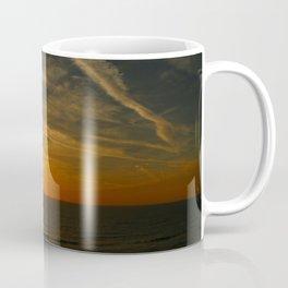 A Heavenly November Sunset Coffee Mug
