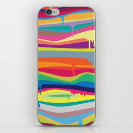 The Melting iPhone Skin
