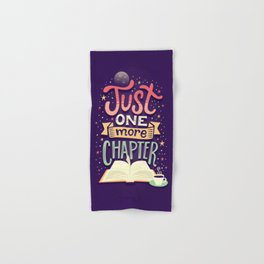 One more chapter Hand & Bath Towel