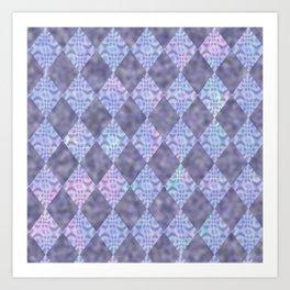 Magic Pattern Art Print