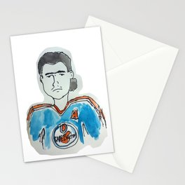 Hockey Stationery Cards