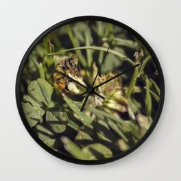 Hold On To What We've Got Wall Clock