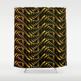 Filaments, 2470o38 Shower Curtain