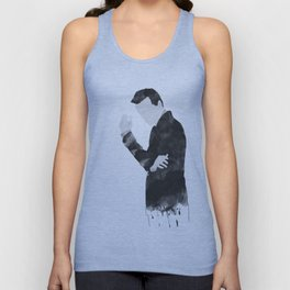 Moriarty Unisex Tank Top