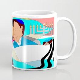Mishpuchah Chanukah, Family Tradition Coffee Mug
