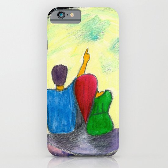One day, I will take you there...  iPhone & iPod Case