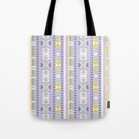 southwest Tote Bags featuring Southwest by Kara Peters