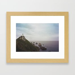 All about the nuggets Framed Art Print