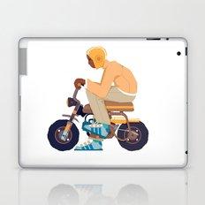 #2 HONDA Z50 Laptop & iPad Skin