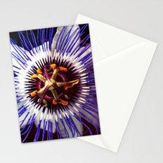 passionflower / Passiflora incarnata  Stationery Cards