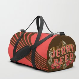 """Jerry Reed """"The Snowman"""" Duffle Bag"""