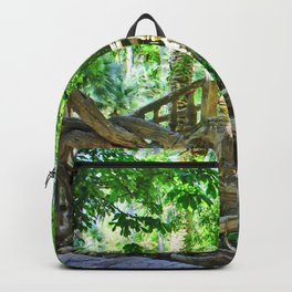romantic place Backpack