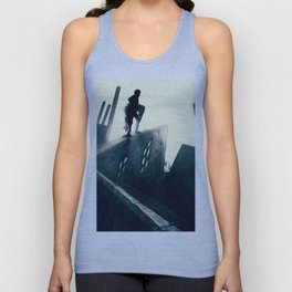 The Cabinet of Dr. Caligari Unisex Tank Top