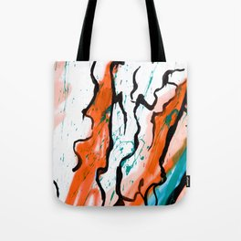 Artsy Painter  Tote Bag