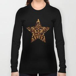 Mosaic Texture G37 Long Sleeve T-shirt