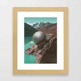 Is fear Framed Art Print