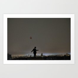 Adulthood Art Print