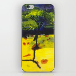 Endless Abstract Landscape iPhone Skin