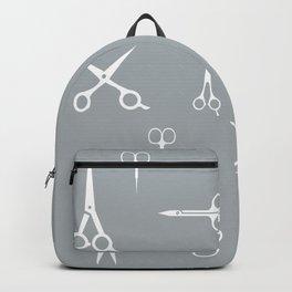 Hair Scissors Backpack
