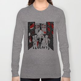 THE STREETS Long Sleeve T-shirt