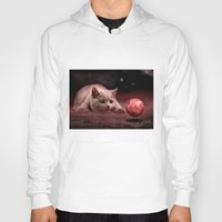 bruno mars Hoodies featuring Mouse on Mars by teddynash