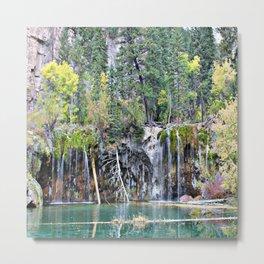 Hanging Lake, Colorado Metal Print