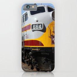 Lackawanna Railroad - Engine 664 iPhone Case