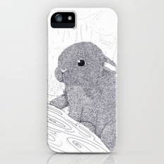 The Lonely Peace iPhone SE Slim Case