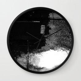 PLASH Wall Clock