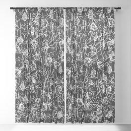 Unveiled II Sheer Curtain