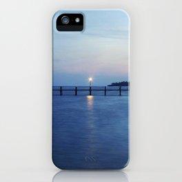 Florida Sunset iPhone Case