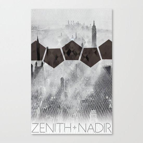 Z+N  Canvas Print