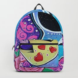 """""""King of Hearts"""" Backpack"""