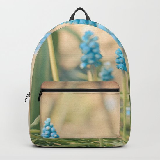 Forest of Blue Backpack
