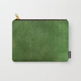 Green Moss Carry-All Pouch