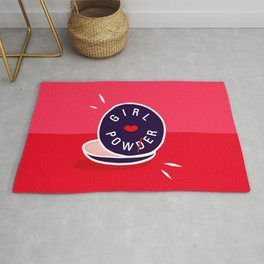 Girl Power - Morning Routine #girlpower #motivational Rug