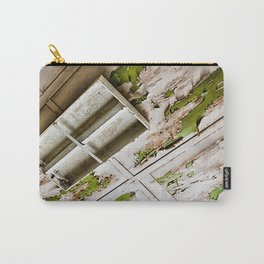 A Peeling Ceiling Carry-All Pouch