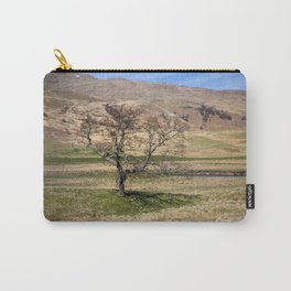 Moorland Tree Carry-All Pouch