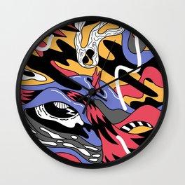 landscaper 3 Wall Clock