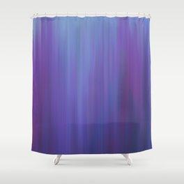 Violet Chromatic Shower Curtain
