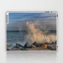 Sunset spray Laptop & iPad Skin