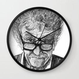 Vonnegut Wall Clock
