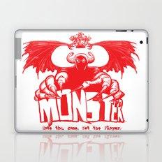 Game monster  Laptop & iPad Skin