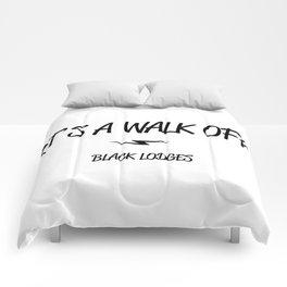 Walk Off  Comforters