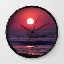 South Carolina Sunrise Wall Clock