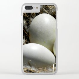 In the Nest Clear iPhone Case