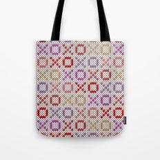XOXO pattern - light Tote Bag