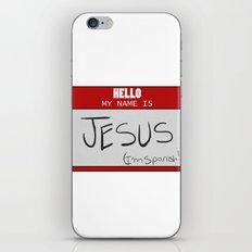 HELLO MY NAME IS... iPhone & iPod Skin