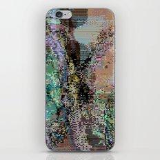bad frame_1 iPhone & iPod Skin